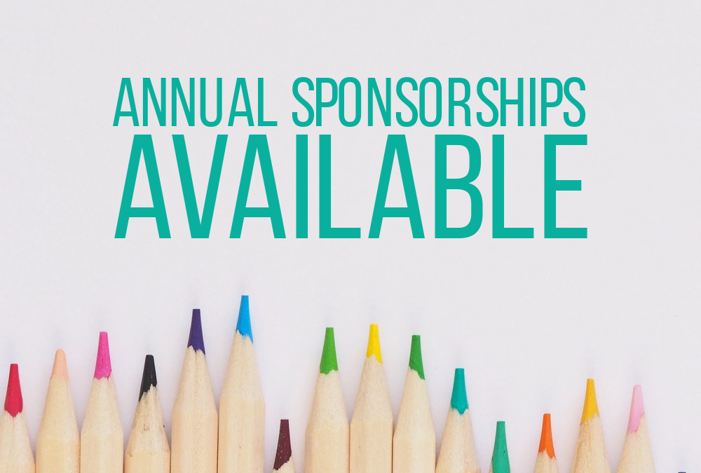Annual Sponsorships Available